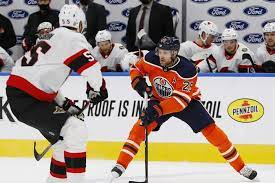 Oilers gaming just went live! Leon Draisaitl Connor Mcdavid Combine For 11 Points The Athletic