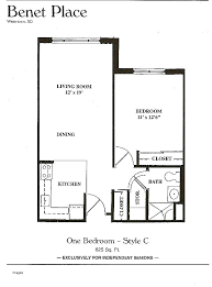 1 bedroom house plans. Single Bedroom House Sq Ft Plans 1 New .