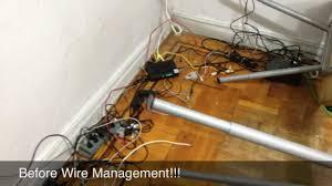office cable management. Office Cable Management G