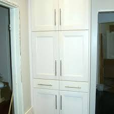 floor cabinet kitchen dimensions black with glass doors leveling for cabinets