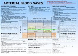 Arterial Blood Gases Chart Nursing Icu Nursing