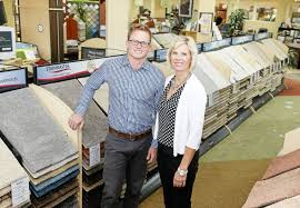 best in world grigsby s david stover and penny carnino of grigsby s carpet tile and rug gallery