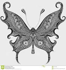 Butterfly Patterns Classy Abstract Butterfly Patterns Illustration 48 Megapixl
