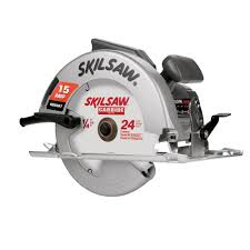 skilsaw circular saw. skil factory reconditioned corded electric 7-1/4 in. skilsaw circular saw with a