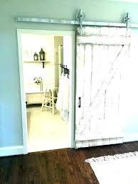 bathroom door ideas great sub for pocket door similar to barn door brackets bathroom linen closet door ideas