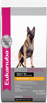 German Shepherd Dog Food Shepard Dog Food Eukanuba