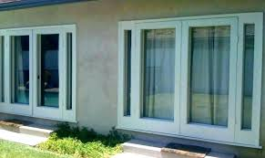 garage door frame replacement repairing repair window panels r