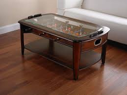 ... Coffee Table, Amusing Glass And Furniture Foosball Coffee Table Costco Foosball  Tables Mini Foosball Coffee ...