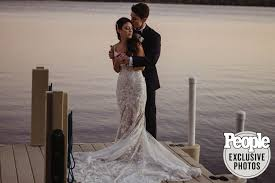Party of Five Star Brandon Larracuente Marries Jazmin Garcia ...