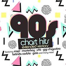 90s Chart Hits Extended Versions Amazon Co Uk Music