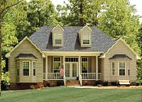 House Plans  amp  Home Plans from Better Homes and GardensLEWISBURG RANCH House Plan