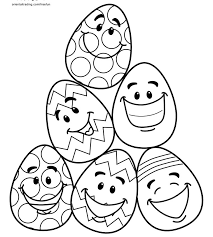 Small Picture Free Printable Easter Coloring Pages for the Kids