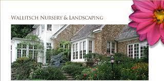 wallitsch nursery landscaping