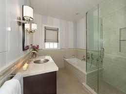 Image of: Long and narrow bathtub