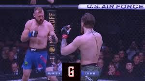 Conor McGregor vs Donald Cerrone Full Fight AMAZING KO ...