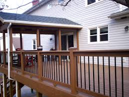 covered patio deck designs. Deck Design Ideas For Mobile Homes In Cozy Backyard Designs . Covered Patio