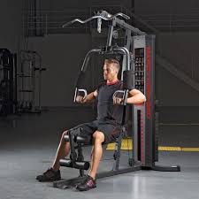 marcy dual functioning upper and lower 150 pound stack home gym mwm 990 com
