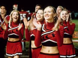Redhead chick in bring it on