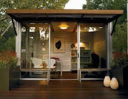 home office pod. Cozy Backyard Home Office Pod D