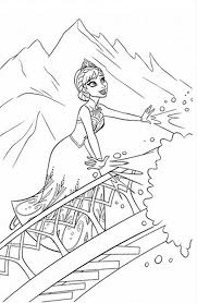 Small Picture 9 best Color Galore images on Pinterest Frozen coloring pages