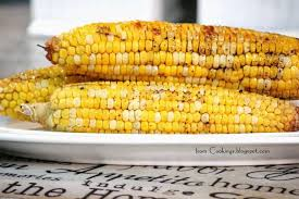 In a medium bowl, combine corn kernels, mayonnaise, sour cream, lime juice, chili powder and cayenne. Isom Cookings Chili Roasted Corn On The Cob Roasted Corn On The Cob Casserole Side Dishes Roasted Corn