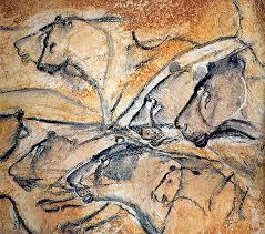 lascaux france cave painting rhino chauvet cave drawings france rhinos chauvet cave france rhino chauvet