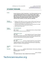 Student Resume Format Doc Resume Samples In Word Executive Classic ...