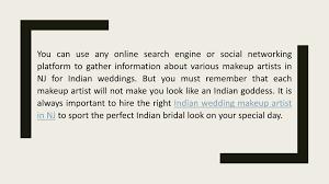 indian bridal makeup in nj saubhaya