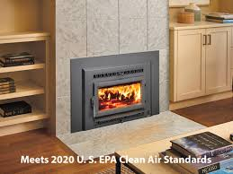 Small Innsbrook VentFree Gas Fireplace Insert With Built In Small Fireplace
