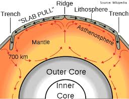 introduction to plate tectonics myp humanities this theory helps to explain why the plates move convection currents created by huge temperature differences between the core and the crust appear to drag