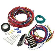 buggy manx wiring harness dune buggy parts, sandrail parts, vw Electrical Wire Harness vw dune buggy manx sand rail baja universal wiring harness with fuse box electrical wire harness connectors