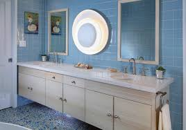Blue Tiled Bathrooms Unique Bathroom Tile Flooring Ideas Modern Blue Bathroom Tile