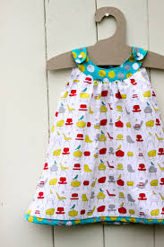 Baby Dress Patterns Amazing Snappy Toddler Dress Pretty Prudent