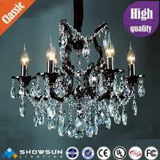 candle crystal chandelier pedant lighting