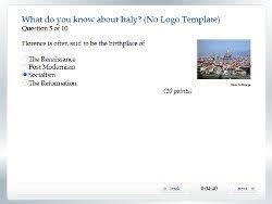 Online Quiz Templates Quiz Templates Preview 100 Quiz Templates Instantly Online 4