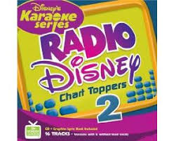 Radio Disney Chart Toppers 2 Cd G