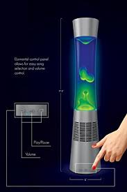 Lava Lamp Speaker