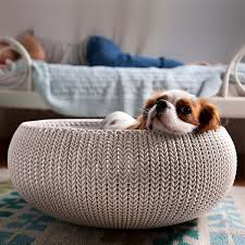 Curver Knit Pet Bed