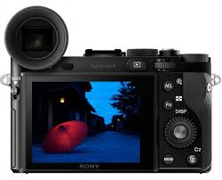 sony rx1. sony-rx-1r-ii-compact-camera-rear-viewfinder- sony rx1