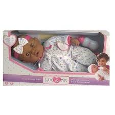 You and Me 18 Inch Sweet Dreams Baby - African American by Toys R Us ...