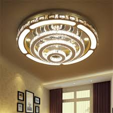 stepless adjustment led ceiling lamp hollow round light 220v