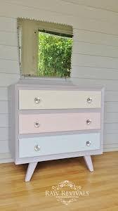 Vanity Tables Furniture Diy Upcycled Pastel Retro Dressing Table Vanity Table