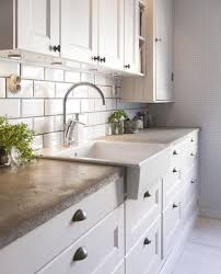 Kitchen Counter And Backsplash Ideas Minimalist