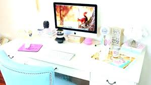 cute office desk. Delighful Cute Cute Office Desk Accessories Decorations  Enchanting Girly Beautiful   With Cute Office Desk