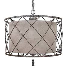 Old world design lighting Decor Steals Old World Design C3500 Open Weave Chandelier And Large Linen Shade Pinterest Old World Design C3500 Open Weave Chandelier And Large Linen Shade
