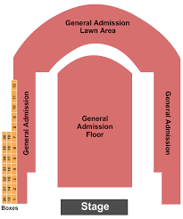 Outdoor Amphitheater At Ford Idaho Center Tickets With No