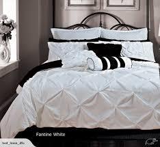 white duvet cover set super king size diamond 3pc quilt cover set trade me