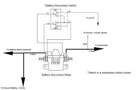 rv battery disconnect switch wiring diagram efcaviation com how to hook up 2 12 volt batteries at Motorhome Battery Wiring Diagram