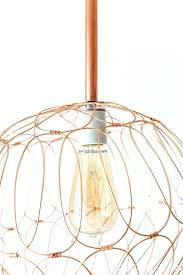 step by instructions with clear picture tutorial for how to make a copper ceiling light pendant copper ceiling light