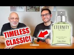 <b>Calvin Klein Eternity</b> Fragrance / Cologne Review - YouTube